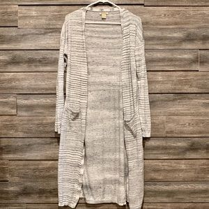 Lucky Brand Long Cardigan Duster